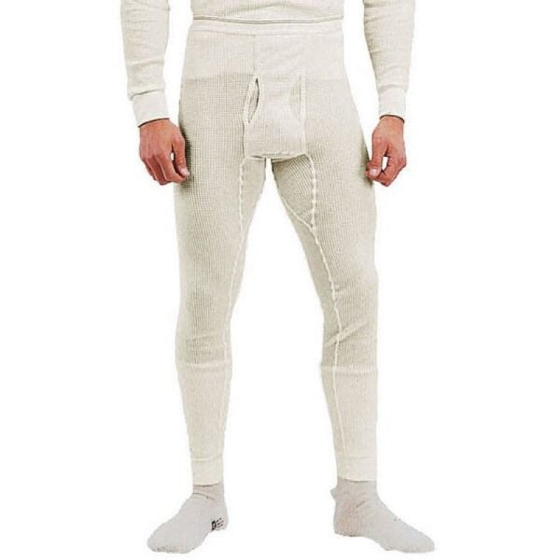 Rothco - Thermal Knit Underwear Bottoms - White - 6456