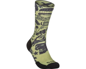 5.11 Tactical - Sock and Awe Crew Tropic - Army Green - 10041AE