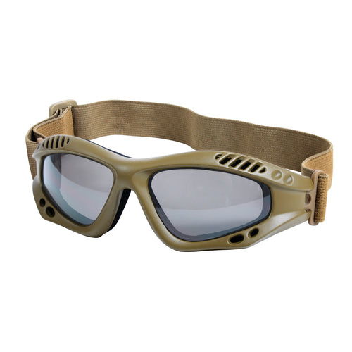 Rothco - Ventec Tactical Goggles - Coyote Brown - 10376