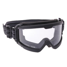 Load image into Gallery viewer, Rothco - Rothco OTG Ballistic Goggles Black / Clear OS - 10732
