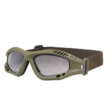 Load image into Gallery viewer, Rothco - Ventec Tactical Goggles - Olive Drab - 11378