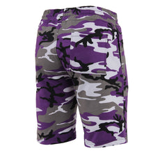 Load image into Gallery viewer, Rothco - Camo Sweat Shorts - Ultra Violet Camo - 1725