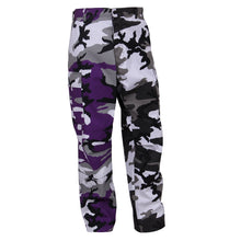 Load image into Gallery viewer, Rothco - Two-Tone Camo BDU Pants - Ultra Violet Purple / City Camo - 1840