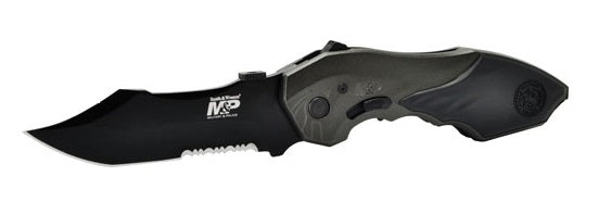 S&W - Military & Police Assisted Opening Knife Black - 3364