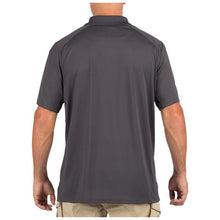 Load image into Gallery viewer, 5.11 Tactical - Helios Short Sleeve Polo Shirt - Charcoal - 41192