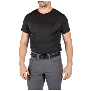 5.11 Tactical - Cams S/S Baselayer - Black - 41222