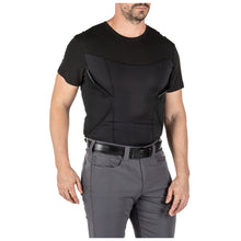 Load image into Gallery viewer, 5.11 Tactical - Cams S/S Baselayer - Black - 41222