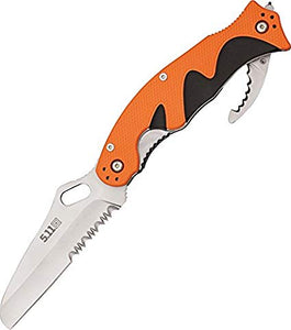 5.11 Tactical - Double Duty Respon T Knife Orange - 51073