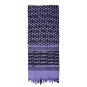 Rothco - Lightweight Shemagh Tactical Desert Scarves - Purple - 4537