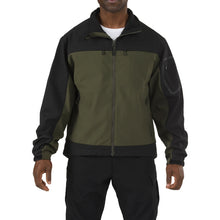 Load image into Gallery viewer, 5.11 Tactical - Chameleon Softshell Jacket - Moss - 48099