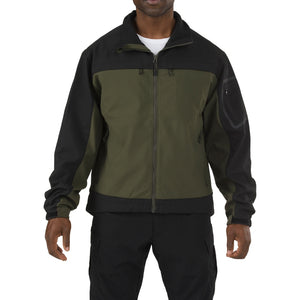 5.11 Tactical - Chameleon Softshell Jacket - Moss - 48099