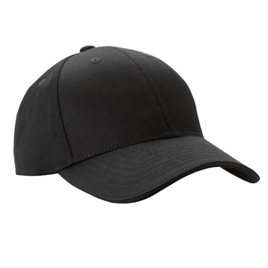 5.11 Tactical - Uniform Adjustable Hat Black - 89260