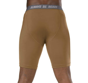 "5.11 Tactical - 9"" Sport Boxer Brief Battle Brown - 40156"