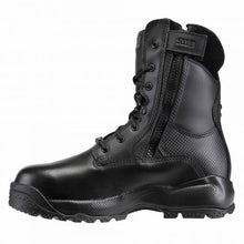 "Load image into Gallery viewer, 5.11 Tactical - ATAC 8"" Shield Side Zip Boots Black - 12026"