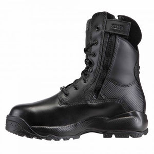 "5.11 Tactical - ATAC 8"" Shield Side Zip Boots Black - 12026"
