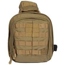 "Load image into Gallery viewer, 5.11 Tactical - Rush Moabâ""¢ 6 Sling Pack Sandstone - 56963"