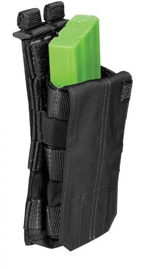 5.11 Tactical - AR Bungee with Cover Single Black - 56156