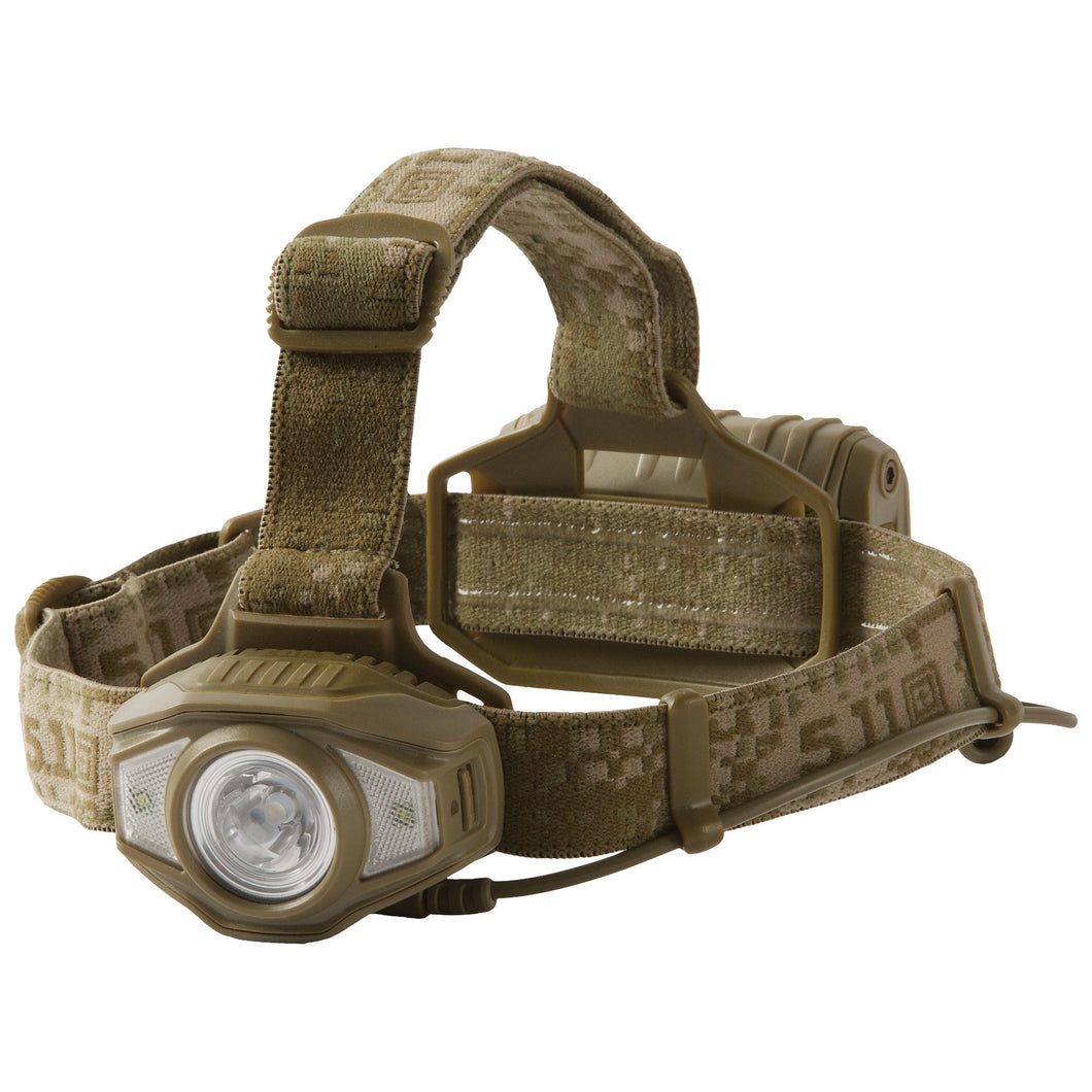 5.11 Tactical - S+R H3 Headlamp Sandstone - 53190