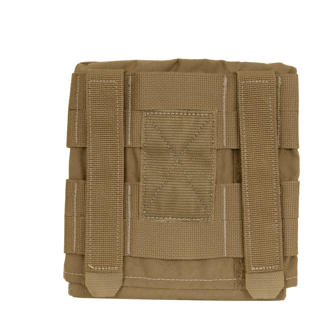 Rothco - LACV (Lightweight Armor Carrier Vest) Side Armor Pouch Set Coyote Brown - 5729