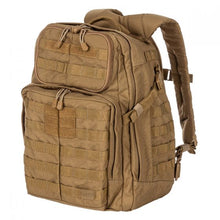 Load image into Gallery viewer, 5.11 Tactical - Rush 24 Backpack - Flat Dark Earth - 58601
