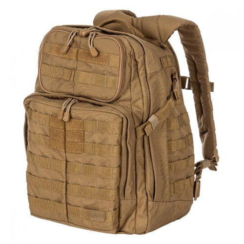 5.11 Tactical - Rush 24 Backpack - Flat Dark Earth - 58601