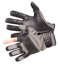Load image into Gallery viewer, 5.11 Tactical - TAC TF Trigger Finger Gloves Pine - 59362