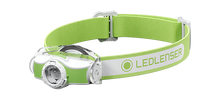 Load image into Gallery viewer, Ledlenser - MH3 Green&White Headlamp - LL501593