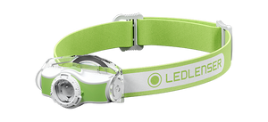 Ledlenser - MH3 Green&White Headlamp - LL501593