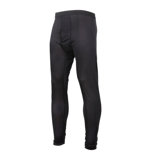 Rothco - Gen III Silk Weight Bottoms - Black- 65020