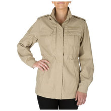 Load image into Gallery viewer, 5.11 Tactical - Women's Taclite M-65 Jacket - TDU Khaki - 68000
