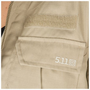 5.11 Tactical - Women's Taclite M-65 Jacket - TDU Khaki - 68000