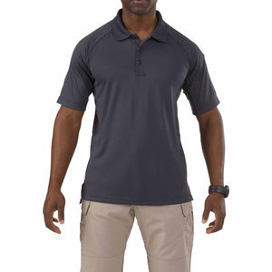5.11 Tactical - Performance Short Sleeve Polo Shirt - Charcoal - 71049