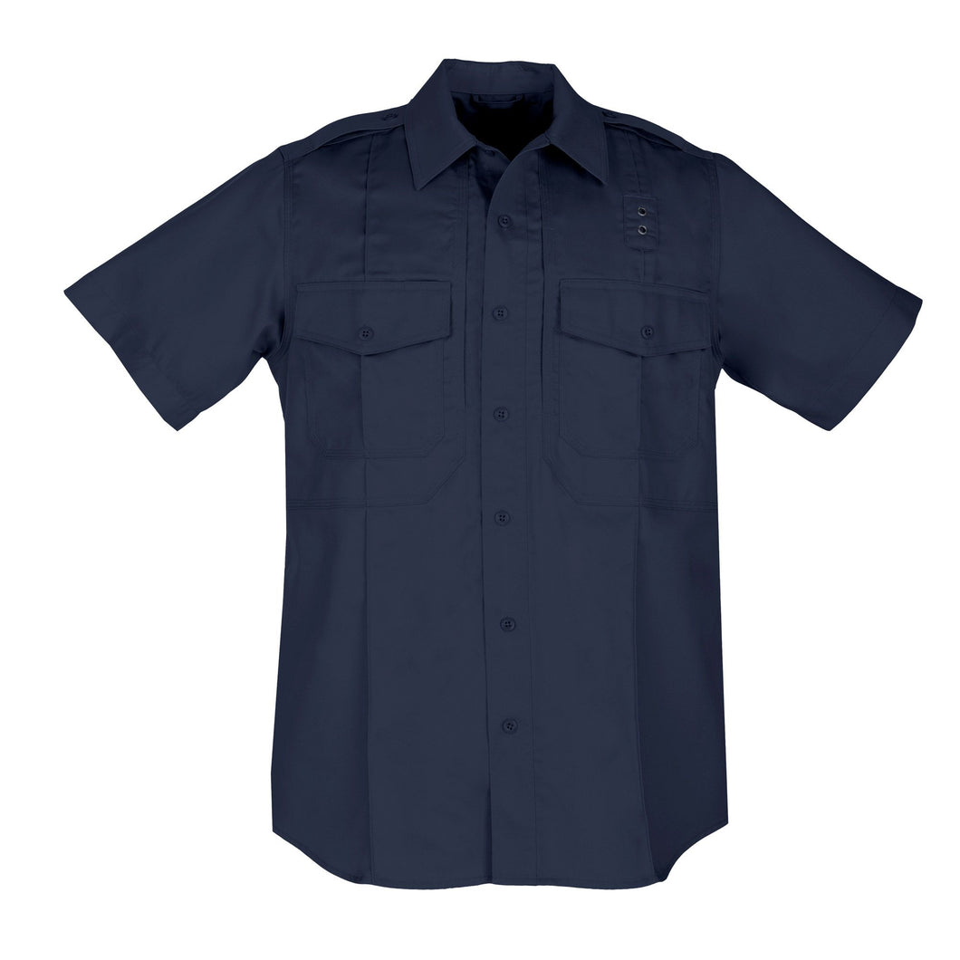 5.11 Tactical - Taclite PDU B-Class Short Sleeve Shirt - Midnight Navy - 71168