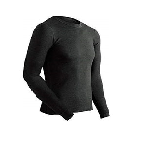Rothco - Extended Cold Weather Polyester Crew Neck Tops - Black - 6119
