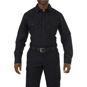 5.11 Tactical - Stryke PDU Men's Shirt A-Class - Midnight Navy - 72073