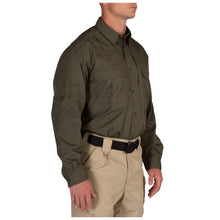 Load image into Gallery viewer, 5.11 Tactical - Taclite Pro L/S Shirt - Range Green - 72175