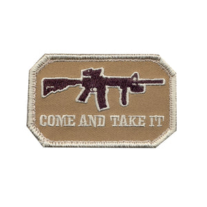 Rothco - Come and Take It Morale Patch - Bulk Packaging - P72196