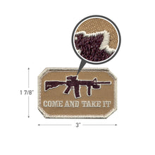 Load image into Gallery viewer, Rothco - Come and Take It Morale Patch - Bulk Packaging - P72196