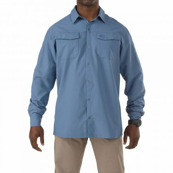 5.11 Tactical - Freedom Flex L/S Shirt - Bosun - 72417