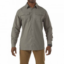 Load image into Gallery viewer, 5.11 Tactical - Freedom Flex L/S Shirt - Sage Green - 72417