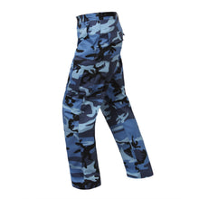 Load image into Gallery viewer, Rothco - Color Camo Tactical BDU Pant - Sky Blue Camo - 7882