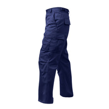 Load image into Gallery viewer, Rothco - Tactical BDU Pants Midnight Navy Camo - 7982