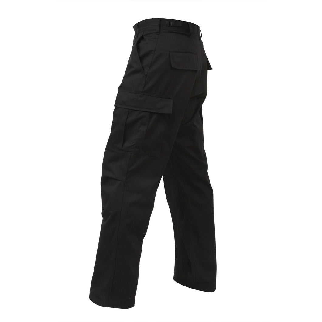 Rothco - Tactical BDU Pants Black - 7971