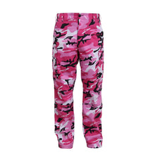 Load image into Gallery viewer, Rothco - Color Camo Tactical BDU Pant - Pink Camo - 8670