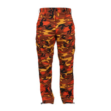 Load image into Gallery viewer, Rothco - Color Camo Tactical BDU Pant - Savage Orange Camo - 2XL - 8866