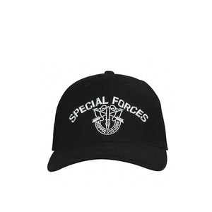 Rothco - Rothco Special Forces Hat Black OS - 9296