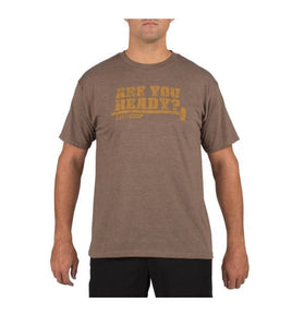 5.11 Tactical - 5.11 Recon You Ready T - Brown HTR - 41191AC