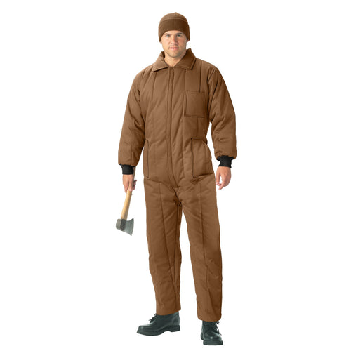 Rothco - Insulated Coveralls - Coyote - 2030