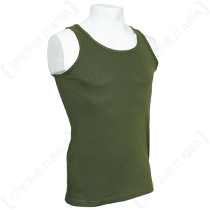 5.11 Tactical - Legacy Topo Fill Tee - MLTY GRN HTR - 41191AAE