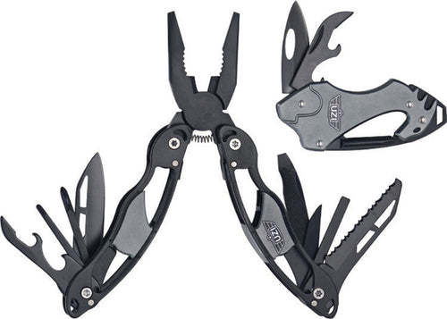 UZI - Pliers Combo Set - Black